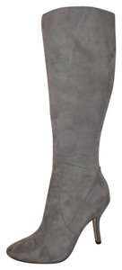 Via Spiga Leather Suede Tall grey Boots
