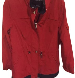Nautica Blue/red Jacket