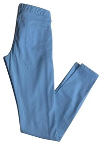 Uniqlo Skinny Mint Blue Blue Skinny Turquoise Skinny Jeans