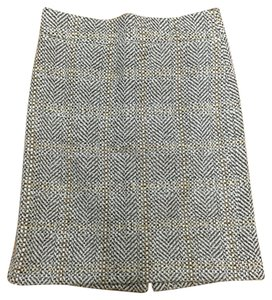 J.Crew Skirt Brown Tweed