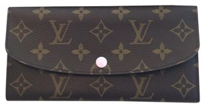 Louis Vuitton Monogram Emilie Rose Ballerine Wallet