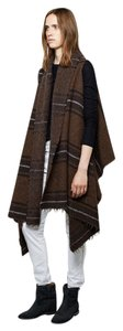 Isabel Marant Fall Winter Blanket Wool Vest