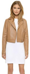 Alexander Wang Moto Biker Leather Motorcycle Fall Motorcycle Jacket