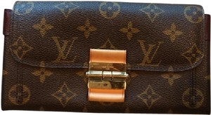Louis Vuitton Elysee Wallet In Quetsche