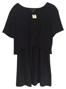 Club Monaco Tiered Silk Dress