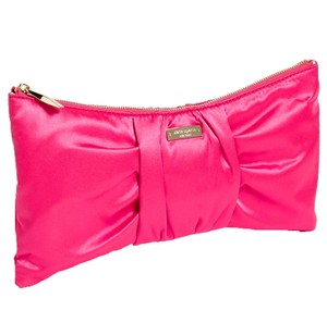Kate Spade Kate Spade Evening Belle Silka Bow Clutch Vivid Snapdragon Pink