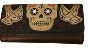 Loungefly Loungefly sugar skull wallet