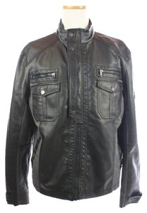 INC International Concepts Faux Motorcycle Jacket
