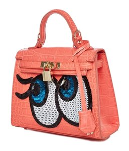 PLAYNOMORE Shy Girl Shoulder Bag