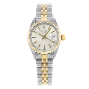 Rolex Rolex Date 6917 18K Yellow Gold & Steel Automatic Ladies Watch (14477)