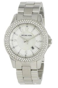 Michael Kors Michael Kors Women's MK5401 Madison Silver-Tone Watch