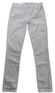 Gap Light Real Straight Straight Pants Gray