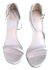 Stuart Weitzman Nudist Party Classic nude Pumps