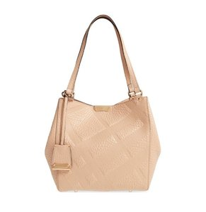 Burberry New Canterbury Grain Hobo Bag