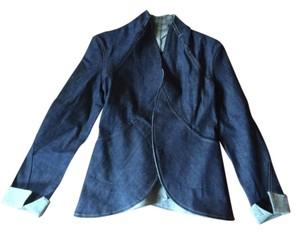Three as Four denim blue Womens Jean Jacket