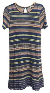 M Missoni short dress Multicolor on Tradesy