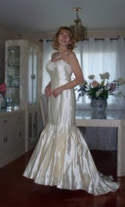 Priscilla Of Boston Winter Sale Wedding Dress