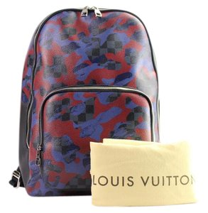 Louis Vuitton Monogramouflage Bordeaux Michael Christopher Limited Edition Backpack