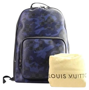 Louis Vuitton Monogramouflage Michael Christopher Camo Bordeaux Backpack