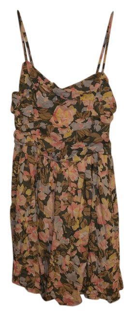 Preload https://item2.tradesy.com/images/minkpink-dress-pink-and-gray-multi-1987476-0-0.jpg?width=400&height=650