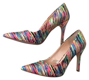 Prabal Gurung for Target Heels Multi-Colored Pumps
