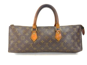 Louis Vuitton Monogram Lv Vintage Tote in Brown