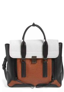 3.1 Phillip Lim Pashli Satchel in Brown