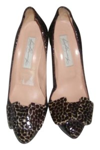 Diana Broussard Brown Pumps
