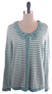 Boden Striped Cardigan Sweater