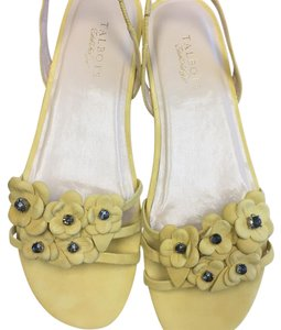 Talbots Yellow (Golden) Flats