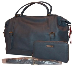 Ora Delphine Satchel in smoked pearl