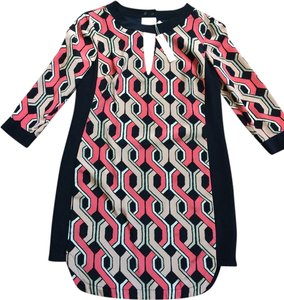 Trina Turk short dress Multi Shift on Tradesy