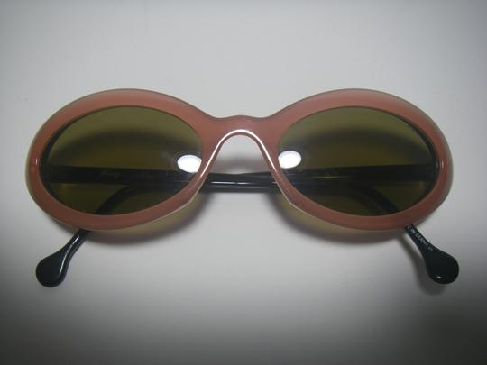 Neostyle Neostyle 233 Holiday Pink/Black Frame Sunglasses Excellent Made in Germany