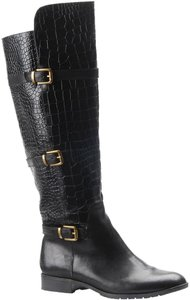 Isola Equestrian Black Boots