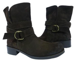 Latitude Brown Boots