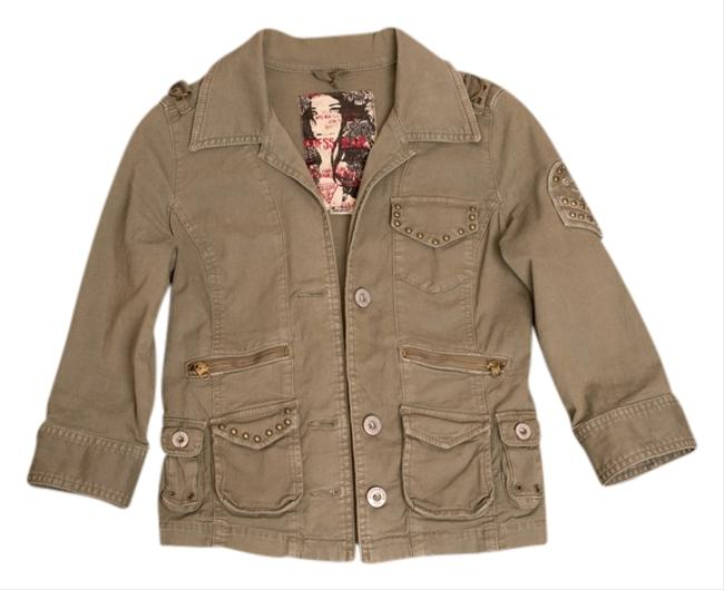 Preload https://item5.tradesy.com/images/guess-military-jacket-1987619-0-0.jpg?width=400&height=650