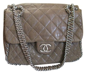 Chanel Chain Around Maxi Shoulder Bag