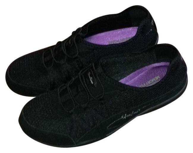 Item - Black Relaxation Sneakers Size US 9 Regular (M, B)