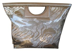 Kate Spade Plastic Jellyfish Tote in Clear