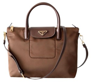 Prada Handbag Tessuto Shopping Bn2106 Shoulder Bag