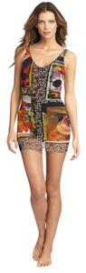 Jean-Paul Gaultier One-Piece Foto Patch-Print Swimsuit Dress