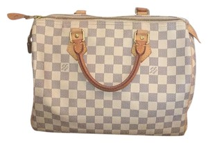 Louis Vuitton Speedy 30 Speedy Damier Speedy Satchel
