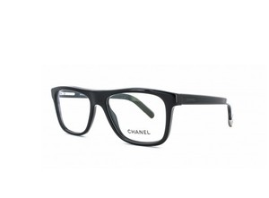 Chanel NEW Chanel Eyeglasses CH 3240 c. 501 in Black 52mm
