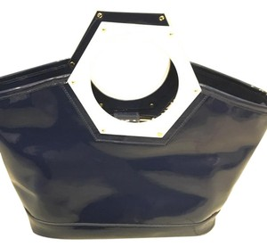 Jonathan Adler Tote in Navy Blue