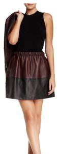 Vince Skirt shiraz black