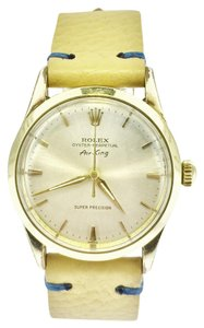 Rolex Vintage Rolex Oyster Perpetual 6582 Two Tone Zephyr Watch 1947 year