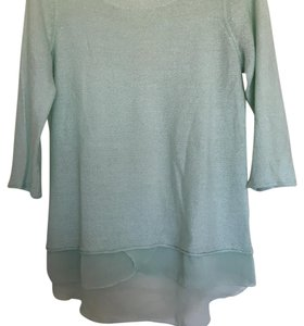 Cupio Top Mint green