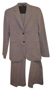 Theory Classic Grey Pantsuit