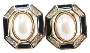 Dior 100% Authentic Dior Clip on Earrings