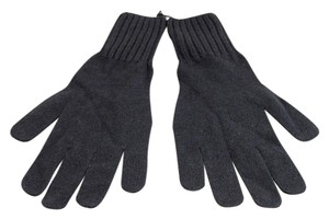 Gucci NEW Authentic GUCCI Cashmere Blend Gloves w/GRG Web S 284126